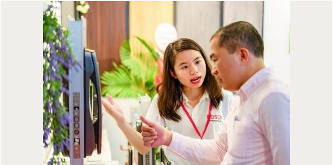 Công ty phân phối lắp đặt độc quyền khóa vân tay Bosch tại Hà nội và Thành phố hồ chí minh