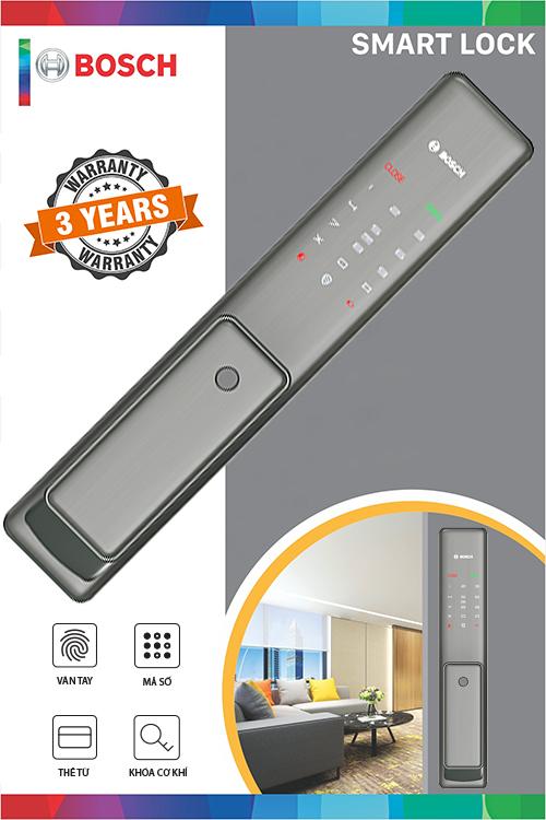Khóa cửa điện tử BOSCH FU780A