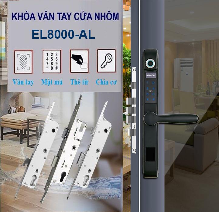 5 loại khóa điện tử cửa nhôm tốt nhất giá rẻ nhất tại Việt nam