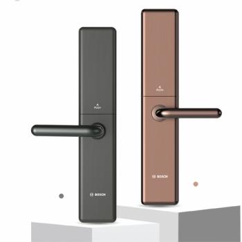 Đánh giá tổng thể khóa cửa vân tay Bosch ID80 cho chung cư căn hộ