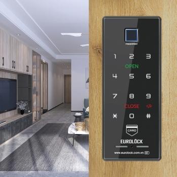 Khóa cửa Châu Âu Eurolock dân đầu về dịch vụ lắp đặt khóa cửa điện tử tại Hà nội
