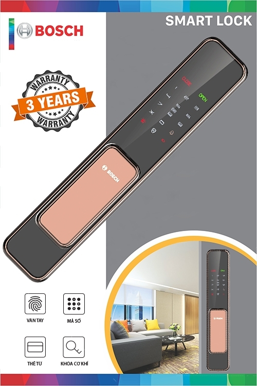Khóa cửa điện tử BOSCH EL600