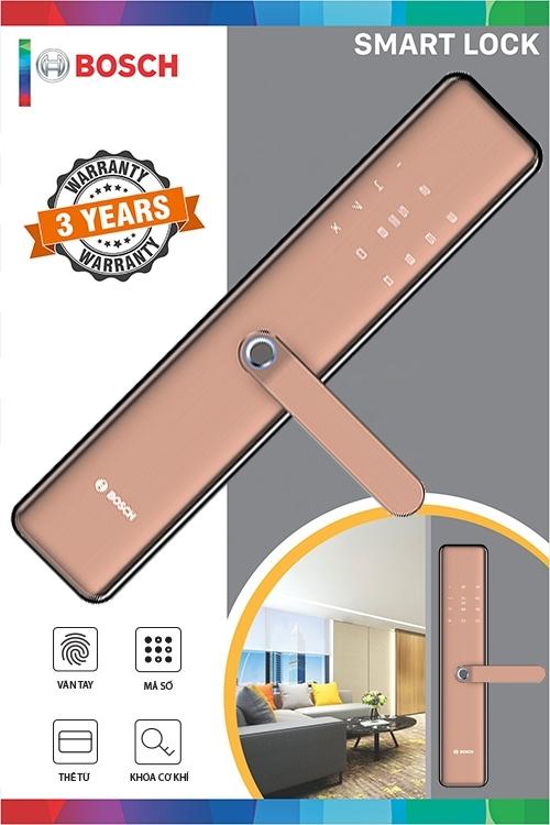 Khóa cửa điện tử BOSCH ID450
