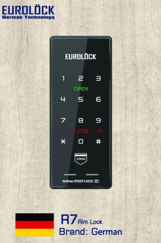 Khóa thẻ từ EUROLOCK R7
