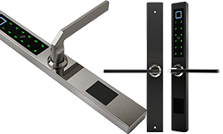 Khóa vân tay cửa nhôm  Eurolock EL-7900AL
