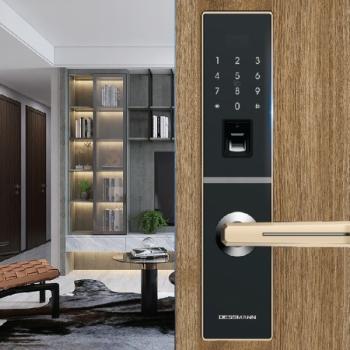 Thương hiệu khóa cửa điện tử nào được tin dùng nhiều nhất trên thị trường